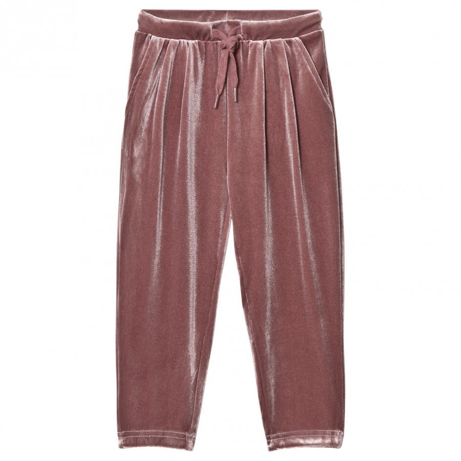 Petit By Sofie Schnoor Pants Faded Purple Verryttelyhousut