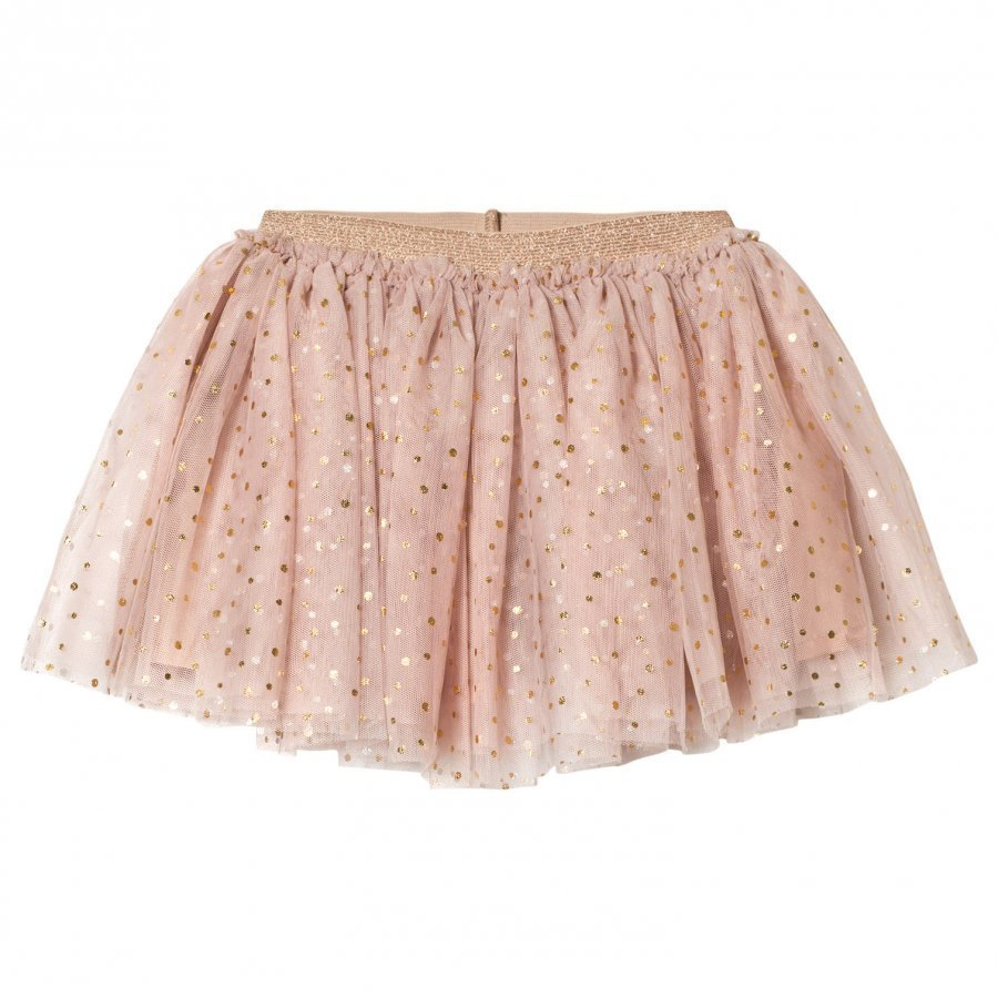 Petit By Sofie Schnoor Skirt Copper Dot Ballerinahame