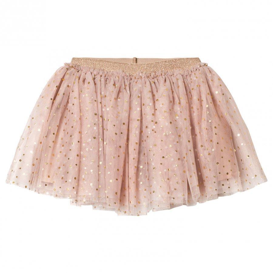 Petit By Sofie Schnoor Skirt Copper Dot Ballerinahame