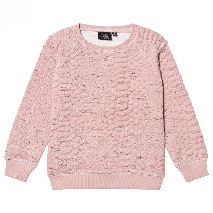 Petit By Sofie Schnoor Sweater Mauve Rose Oloasun Paita