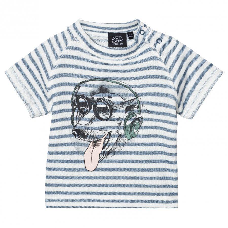 Petit By Sofie Schnoor T-Shirt Striped T-Paita