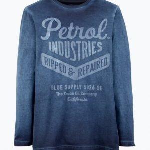 Petrol Pusero Vintage