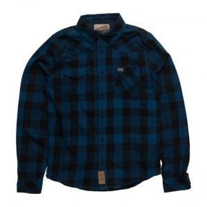Petrol Shirt Long Sleeve