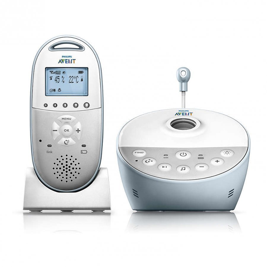 Philips Avent Baby Monitor Dect Scd 580 Itkuhälytin