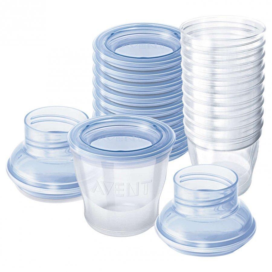 Philips Avent Breast Milk Storage Cups 10-Pack Imetystarvike