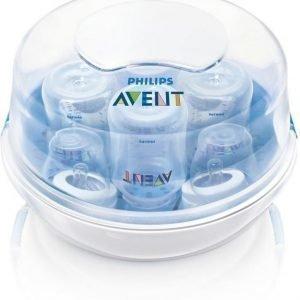 Philips Avent Mikrokäyttöinen sterilointilaite