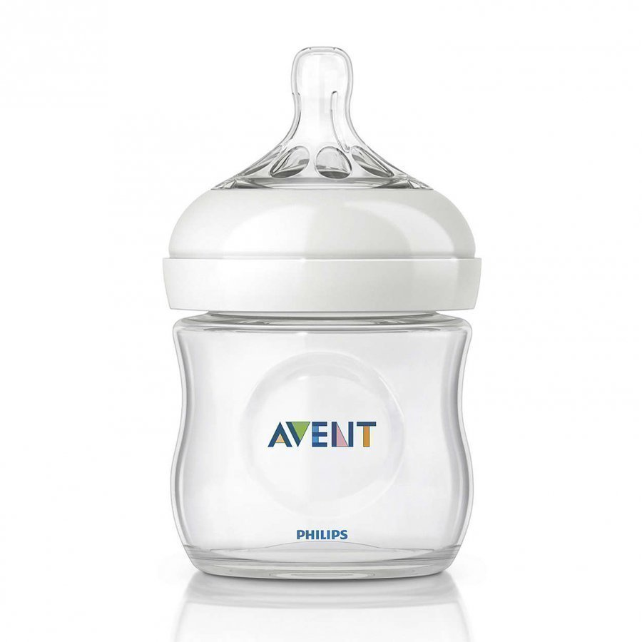 Philips Avent Natural Feeding Bottle 125 Ml 4 Oz Tuttipullo