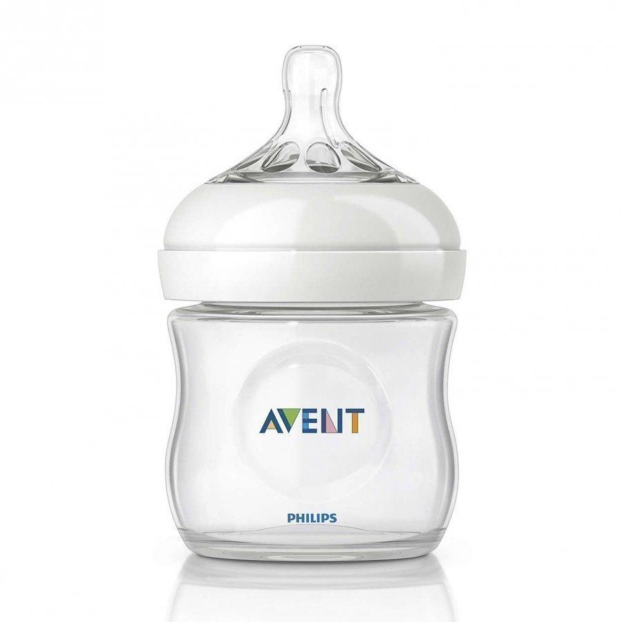 Philips Avent Natural Feeding Bottle 125 Ml 4 Oz Tuttipullo