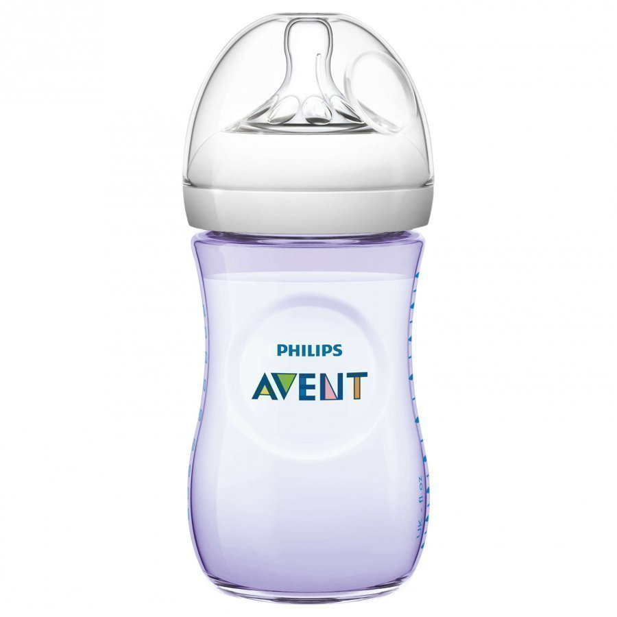Philips Avent Natural Feeding Bottle 260 Ml 9 Oz 1m+ Tuttipullo