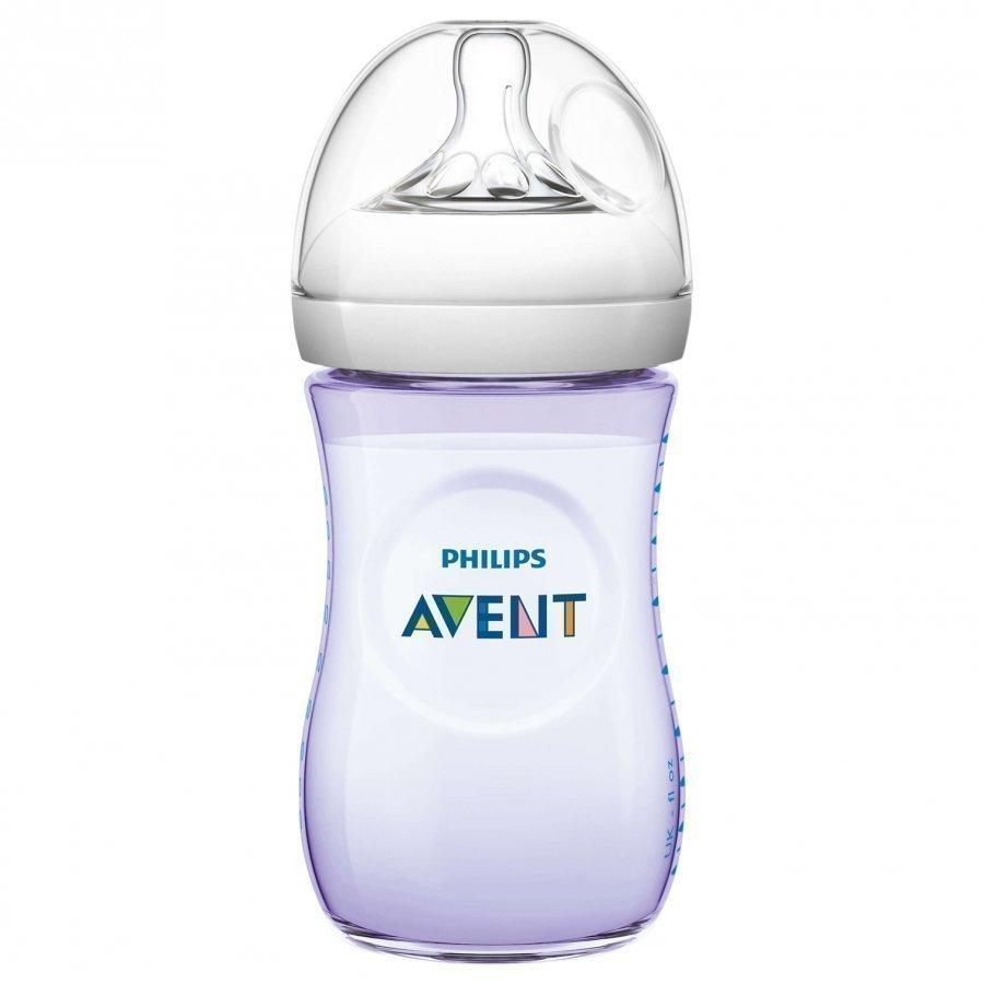 Philips Avent Natural Feeding Bottle 260 Ml 9 Oz 1m+ Tuttipullo