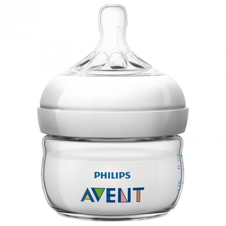 Philips Avent Natural Feeding Bottle 60 Ml 2 Oz Tuttipullo