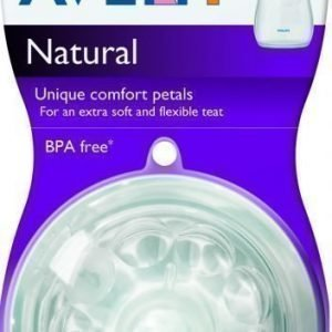 Philips Avent Natural Pullotutti 0 m +