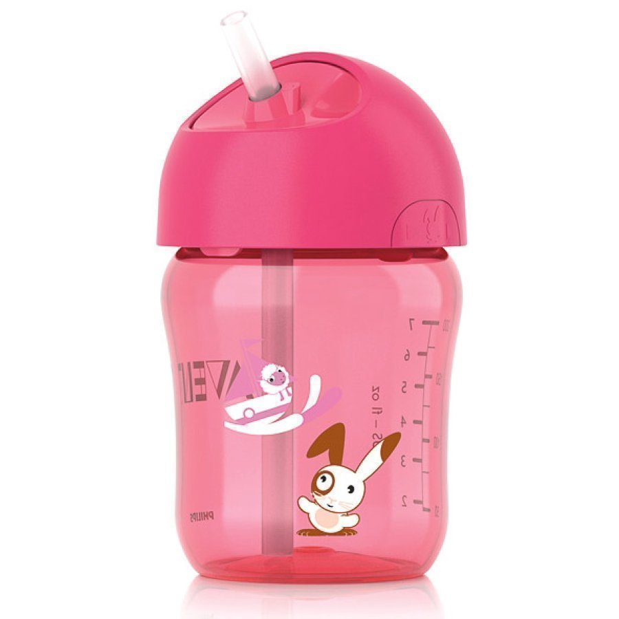 Philips Avent Pillimuki 260ml Pinkki