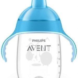 Philips Avent Premium Läikkymätön muki kädensijoilla Sininen 340 ml 18kk+