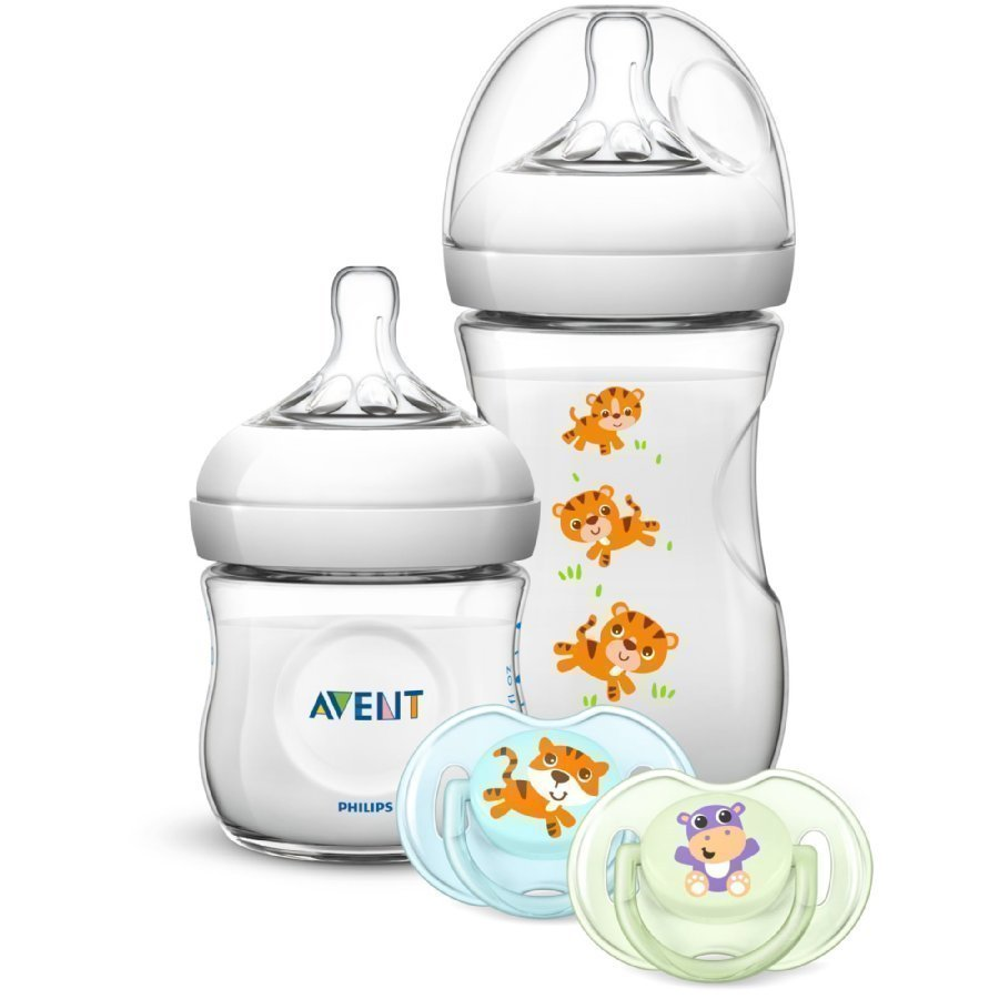 Philips Avent Scd289/01 Setti Vastasyntyneille Natural Safari