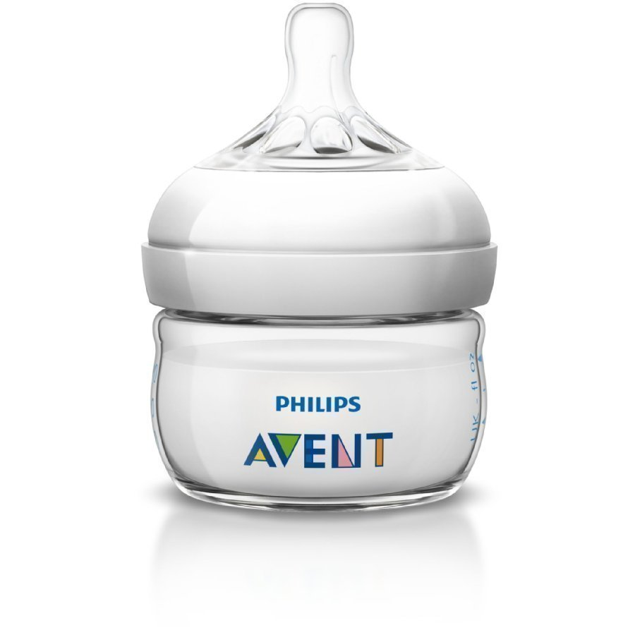 Philips Avent Scf699/17 Natural Tuttipullo 60 Ml 0+ Kk