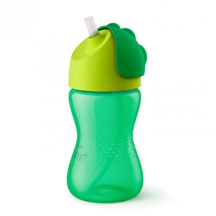 Philips Avent Straw Cup Avent Bendy 300 Ml 12+ Mths Green Tuttipullo