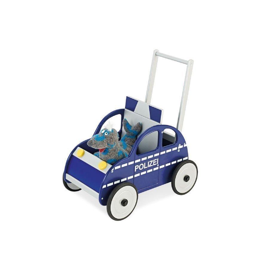 Pinolino Taaperokärryt Poliisiauto René