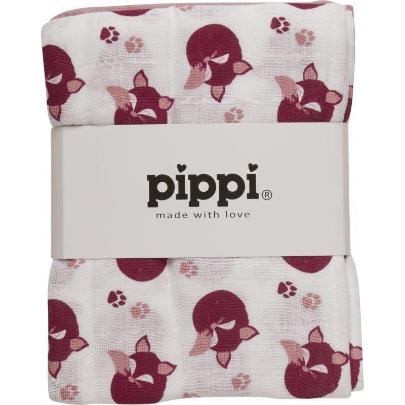 Pippi Vauvanhuopa/imetysliina 8 kpl Kettu