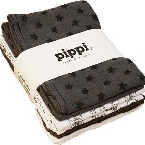 Pippi Vauvanhuopa/imetysliina 8 kpl Tähti