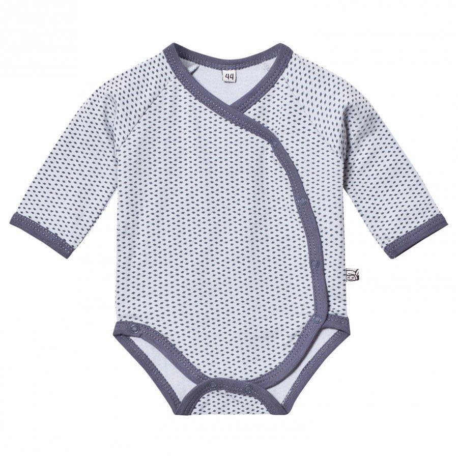 Pippi Wrap Baby Body Pearl Blue Body
