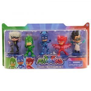 Pj Masks Collectible 5 Figure Set