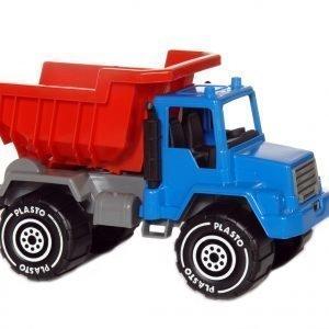 Plasto Kuorma Auto Sininen Punainen 30 Cm