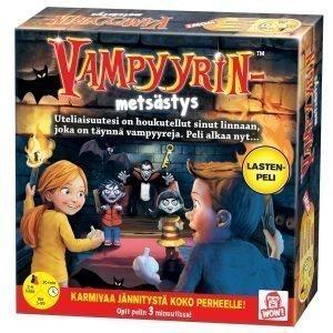 Plasto Vampyyrinmetsästys Peli