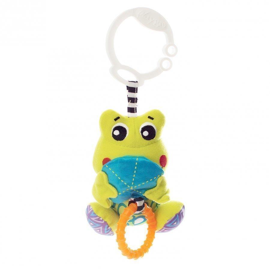 Playgro Peek-A-Boo Wiggling Frog Aktiviteettikirja