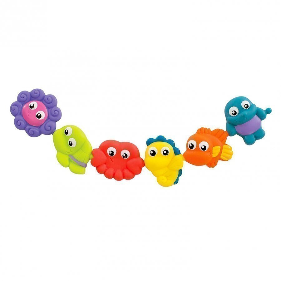 Playgro Pop & Squirt Buddies Aktiviteettikirja
