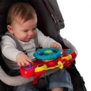 Playgro Vaunulelu Aktiviteettilelu jossa ratti