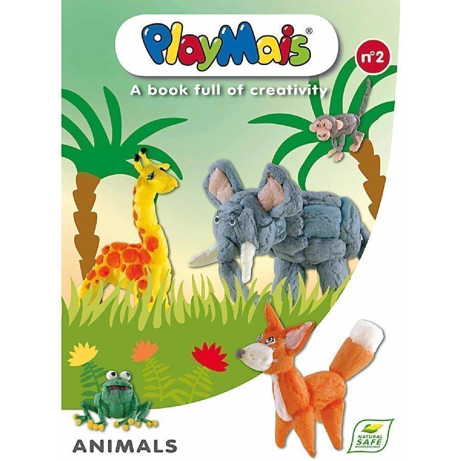 Playmais Ohjekirja Animals