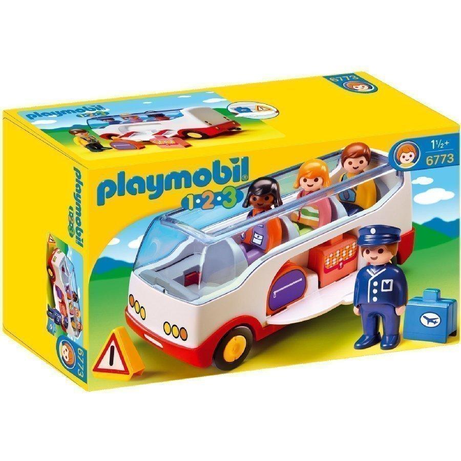 Playmobil 1 2 3 Linja Auto 6773