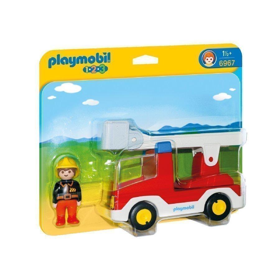 Playmobil 1 2 3 Paloauto 6967