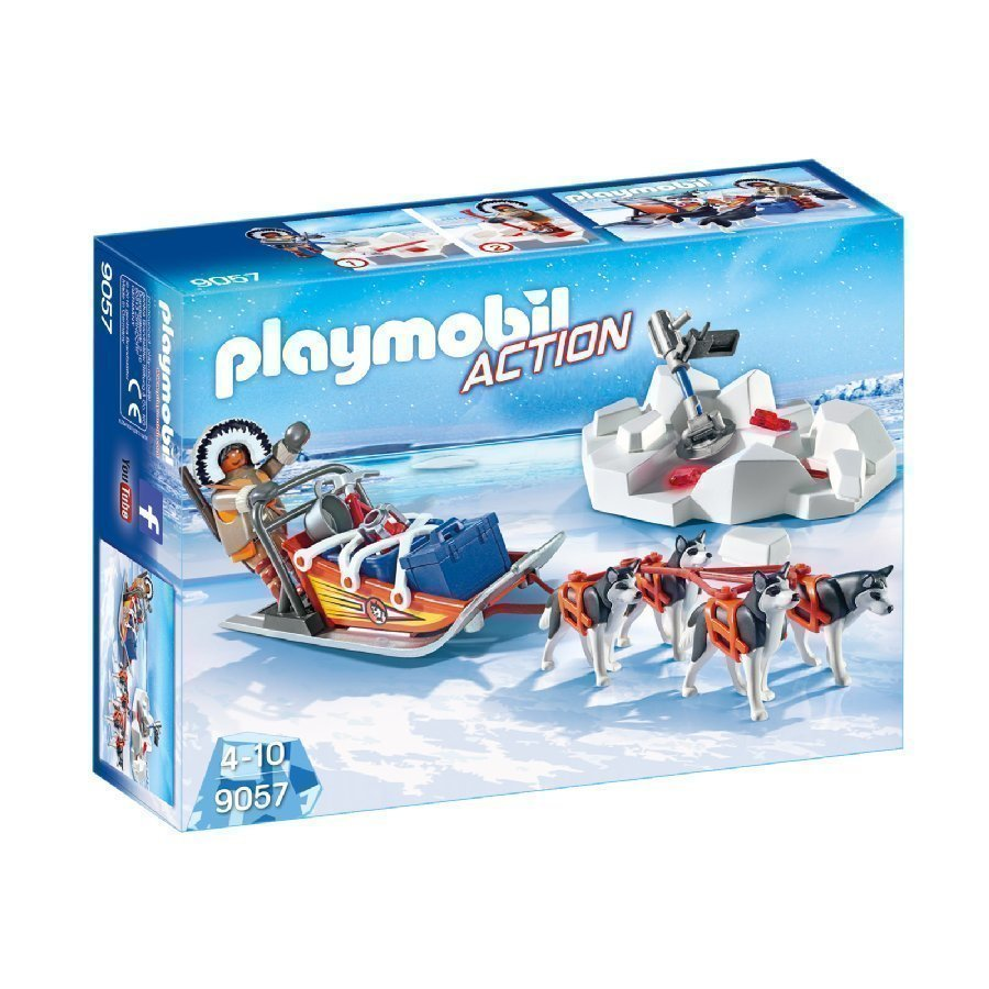 Playmobil Action Koiravaljakko 9057