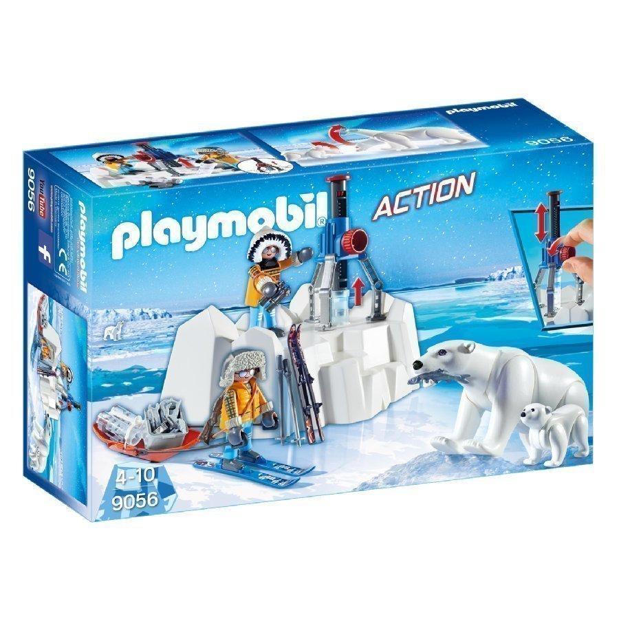 Playmobil Action Naparetkikunta Ja Jääkarhut 9056