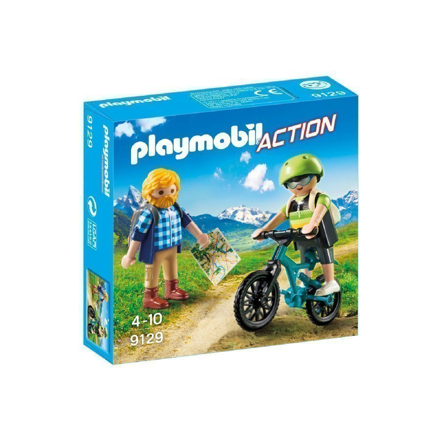Playmobil Action Vaeltajat 9129