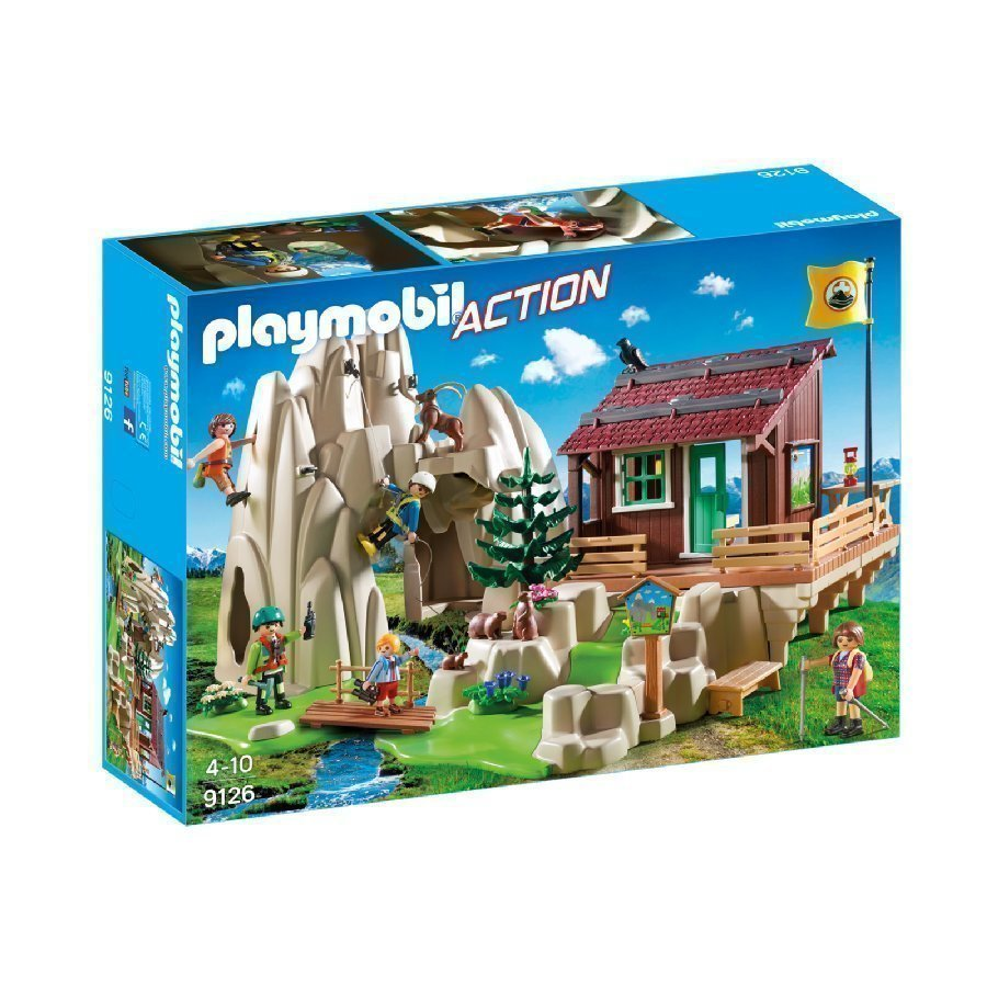 Playmobil Action Vuoristokiipeily 9126