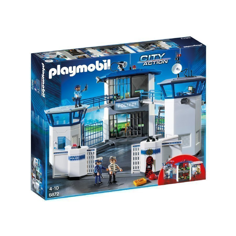 Playmobil City Action Poliisiasema 6872