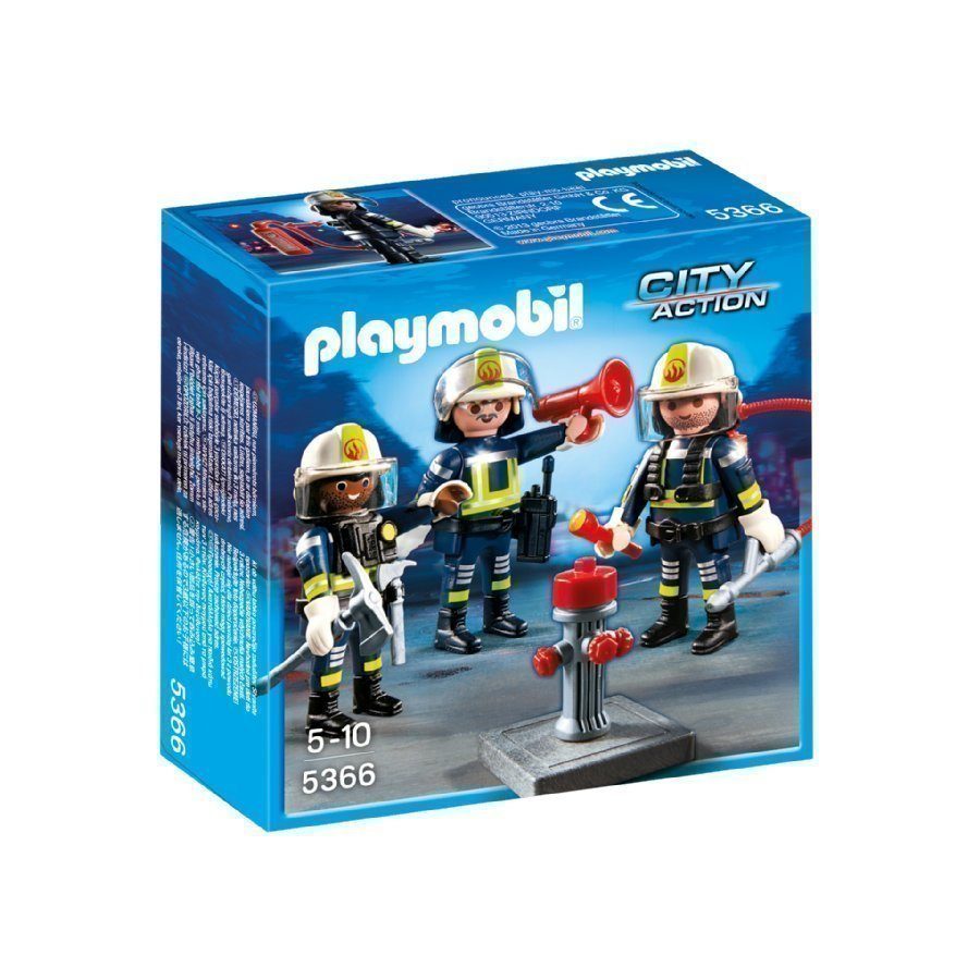Playmobil City Action Sammutusryhmä 5366