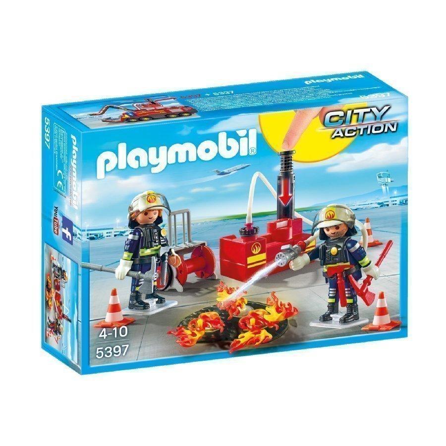 Playmobil City Action Sammutusyksikkö Vesipumpulla 5397