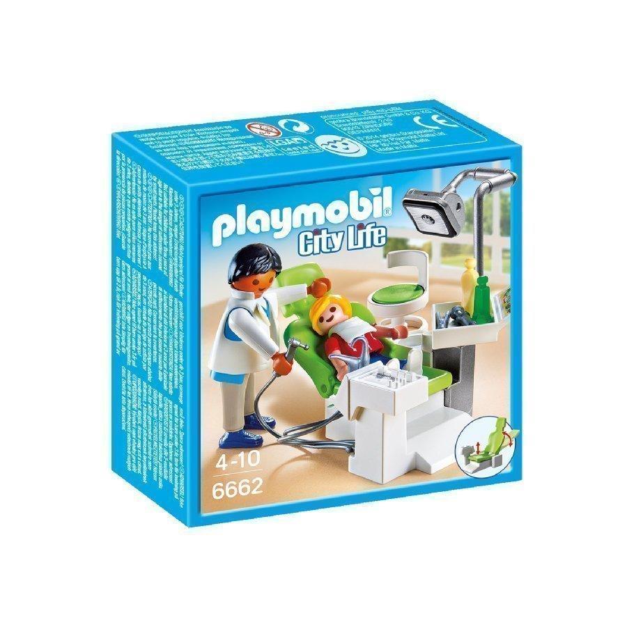 Playmobil City Life Hammaslääkäri 6662