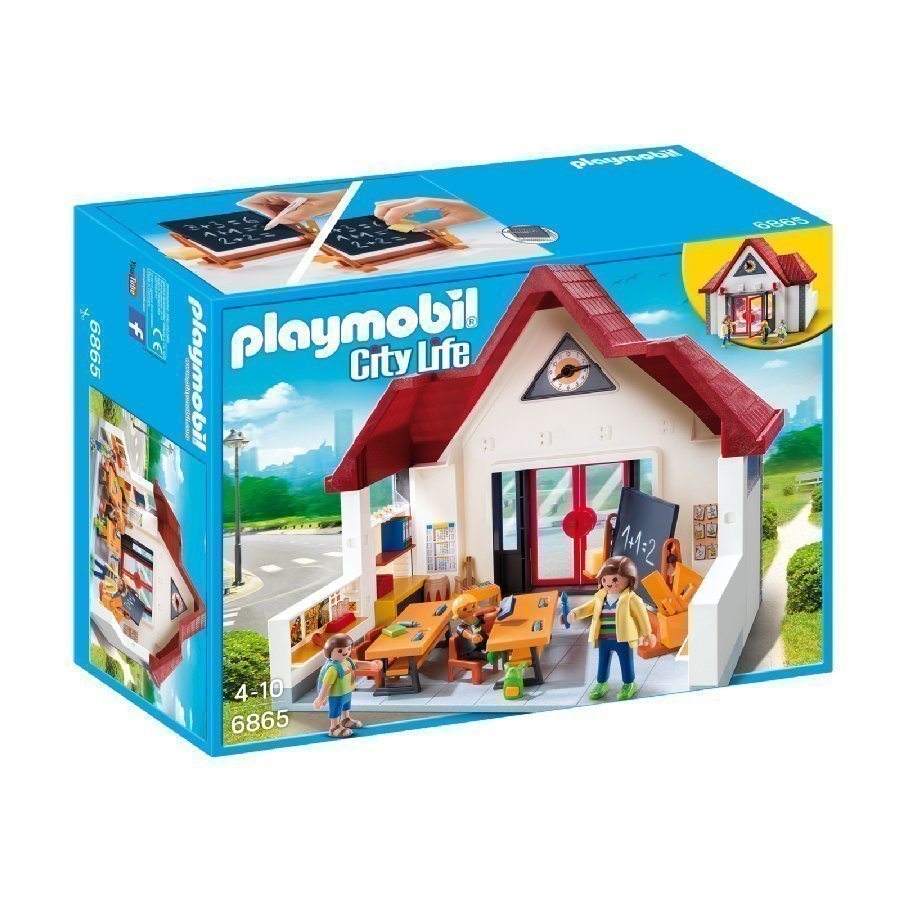 Playmobil City Life Koulu 6865