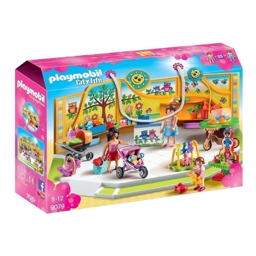 Playmobil City Life Lastentarvikeliike 9079