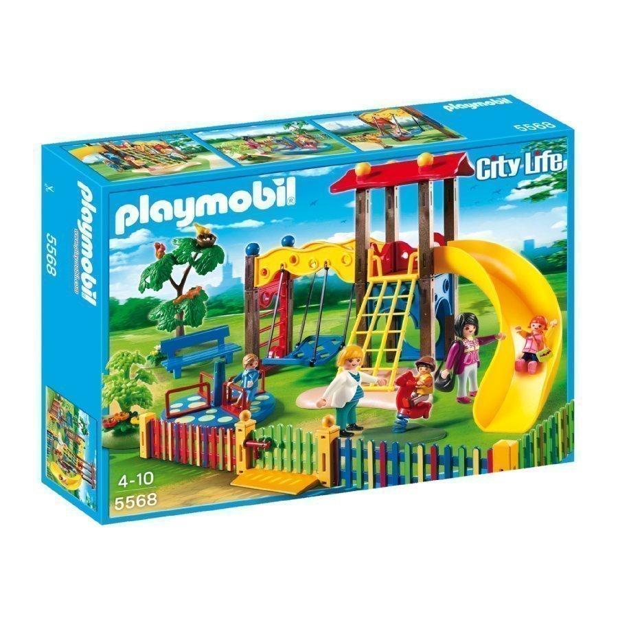 Playmobil City Life Leikkikenttä 5568