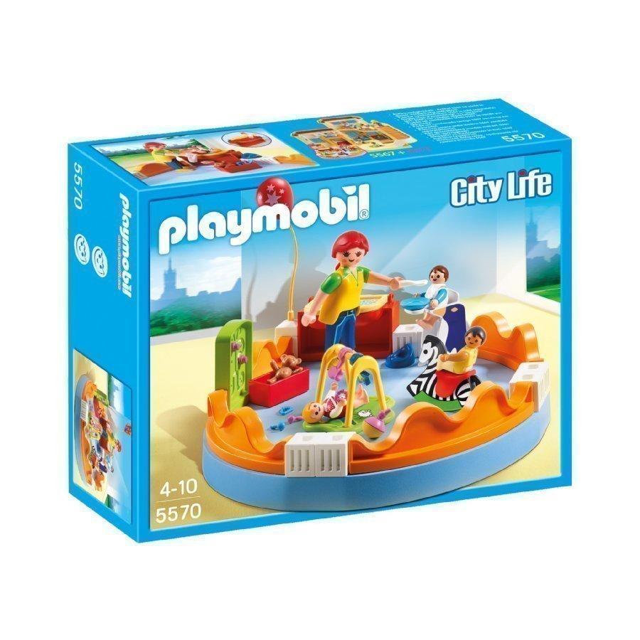Playmobil City Life Leikkiryhmä 5570
