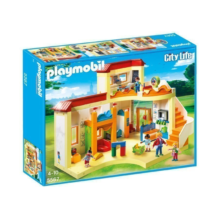 Playmobil City Life Päiväkoti Päivänpaiste 5567