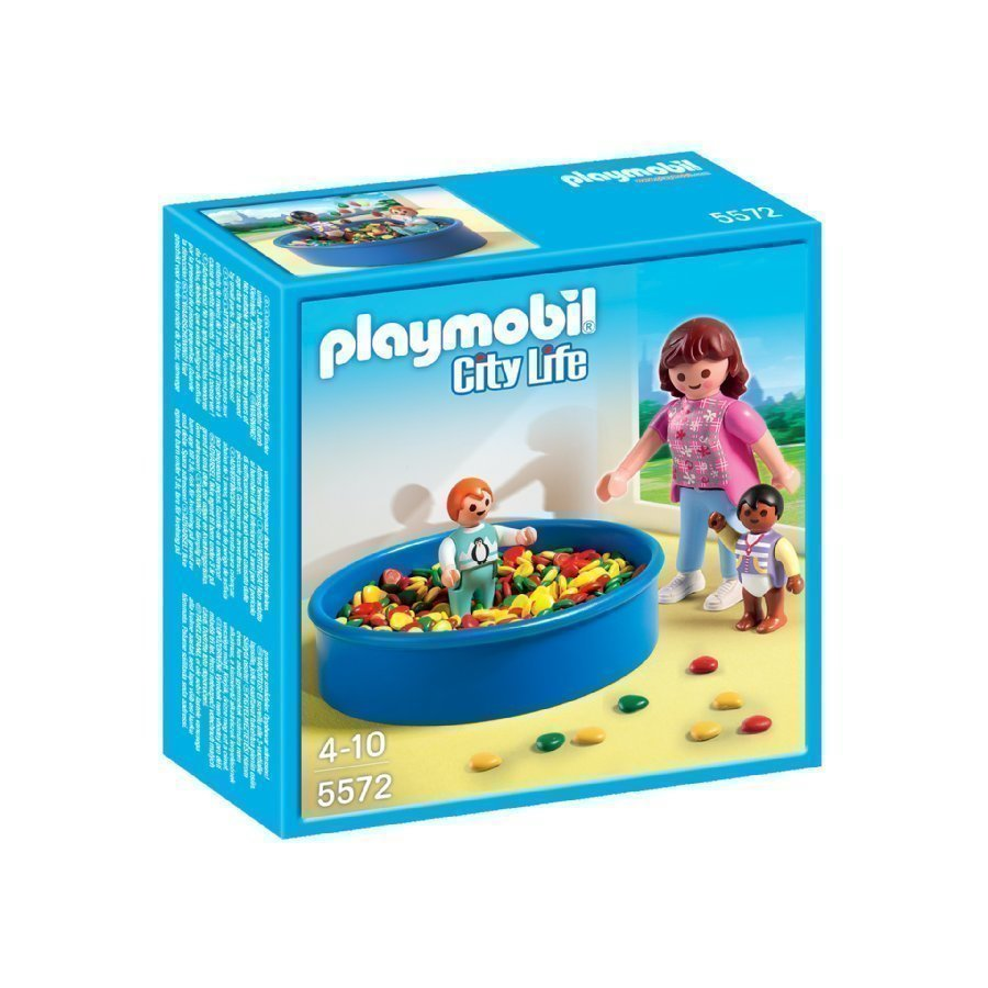 Playmobil City Life Pallomeri 5572