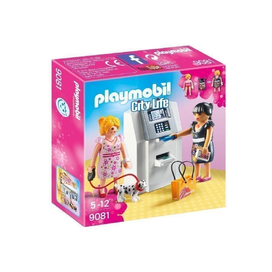 Playmobil City Life Pankkiautomaatti 9081