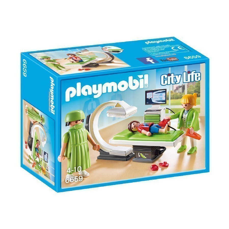 Playmobil City Life Röntgenhuone 6659